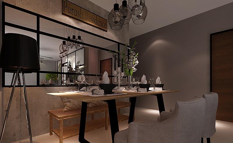 The Trillium Condo Interior Design & Renovation