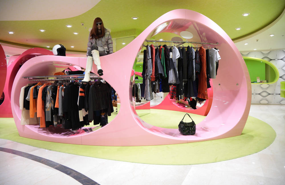 Retail/Shop interior design example image