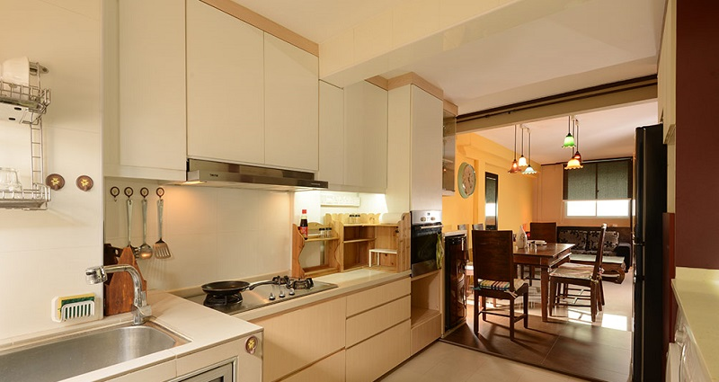 Kitchen Renovation Singapore Value