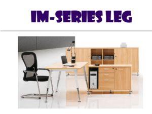 Rectangle Table -  IM series leg