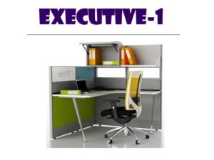 Panel System Furniture - Executive 1