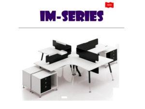 Desk System Furniture - IM Series