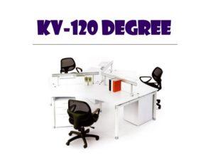 Desk System Furniture - KV-120-Degree