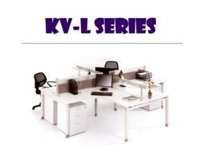 Desk System Furniture - KV L Series