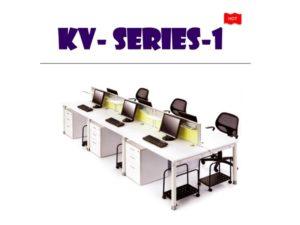 Desk System Furniture - KV Series 1