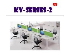 Desk System Furniture - KV Series 2