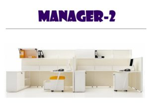 Panel System Furniture - Manager 2