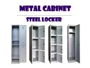 Metal Office Cabinet - Steel Locker