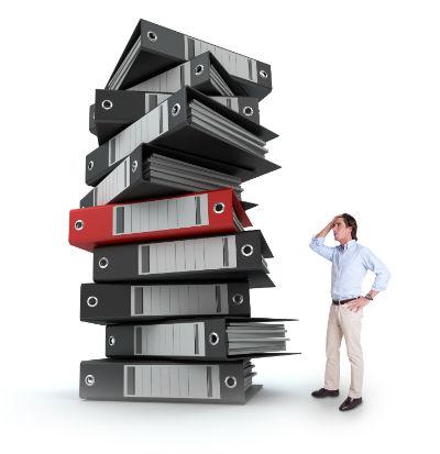 Office Storage Problems