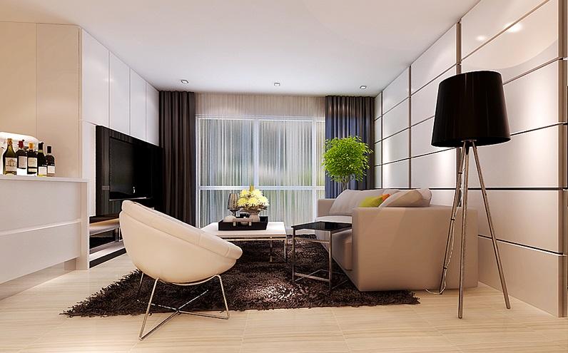 KEPPEL BAY Condominium Interior Design and Renovation