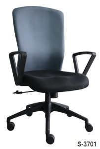S-3701 Mid Back Office Chair