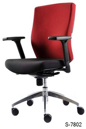 S-7802 Mid/High Back Office Chair