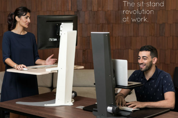 Sit Stand Desk Converter Singapore