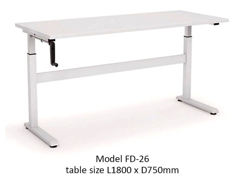 Office Table Singapore | Rectangle & L-Shape Office