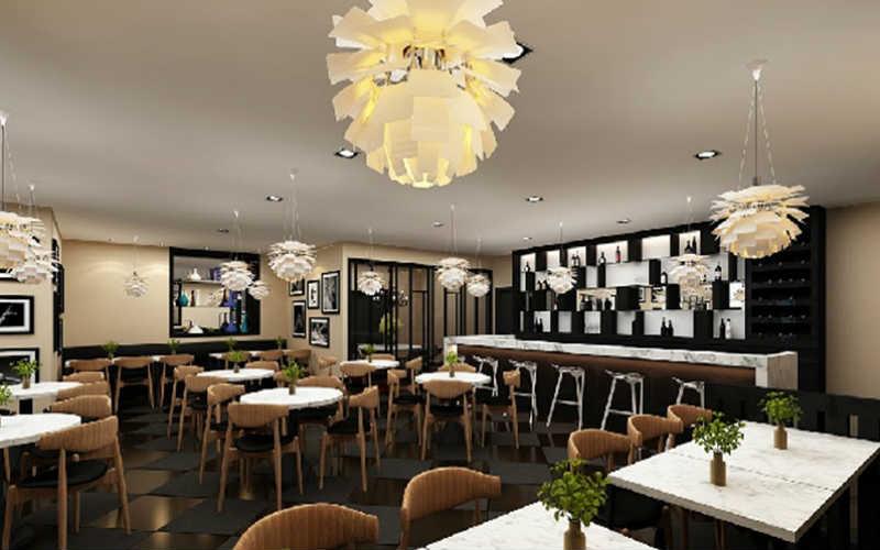Cafe Interior Design 800-500