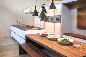 Home Renovation - Kitchen area