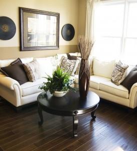 Home Renovation - Living room